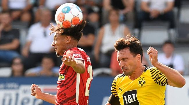 Borussia Dortmund'a deplasmanda sürpriz!