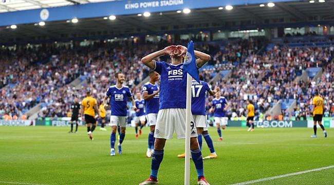 Chelsea çok iyi başladı, Vardy uludu, Villa çöktü