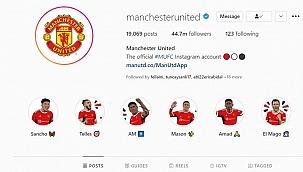 Ronaldo Instagram'ı salladı! Bir saatte 10 milyonu geçti