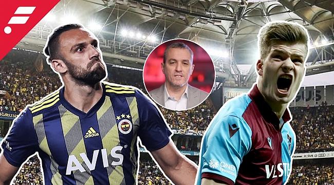 Fenerbahçe'nin yeni forvetini açıkladı!