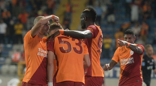 Galatasaray, Avrupa'da gruplarda!