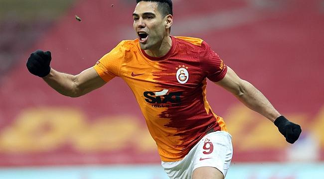 Galatasaray'da Falcao bekleyişi