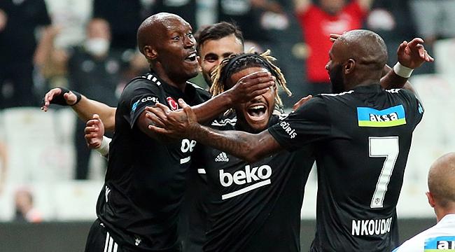 Gaziantep FK-Beşiktaş muhtemel 11'ler