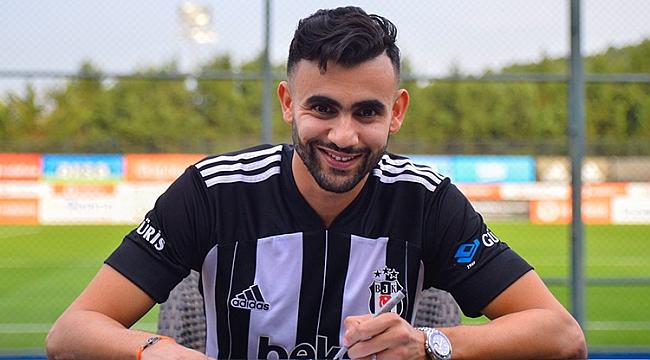 Ghezzal resmen Beşiktaş'ta