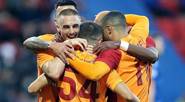 Giresunspor - Galatasaray muhtemel 11