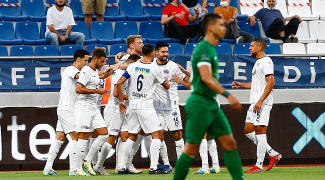 Jorgensen ve Umut, Süper Lig'de gol defterini açtı