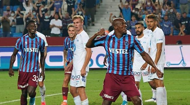 Molde - Trabzonspor muhtemel 11'ler