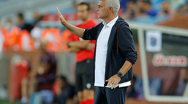 Mourinho ve Avcı'dan maç sonu mesajları...