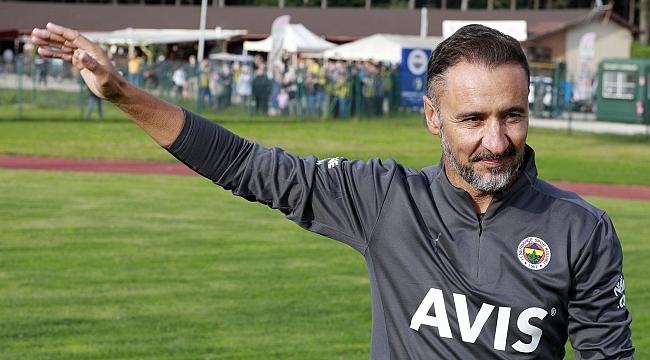 Pereira'dan Samatta ve transfer sözleri