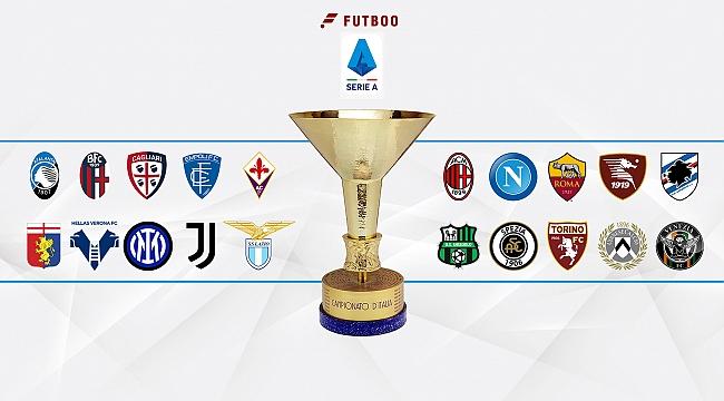 Serie A'da yeni sezon raporu