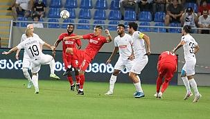 Sivasspor 90+5'te tur kapısını araladı! 3 gol...
