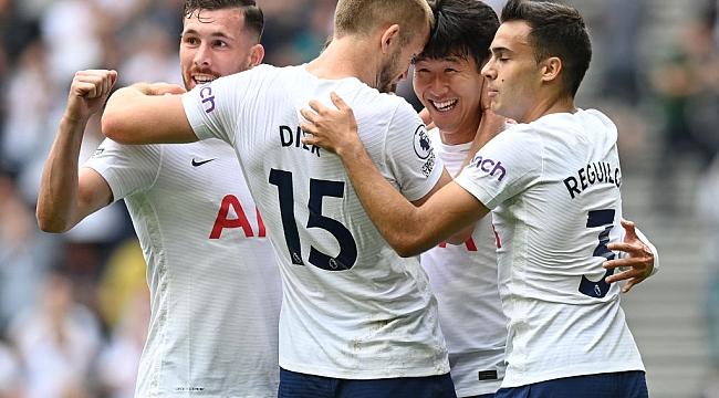 Tottenham'dan aynı tarife!