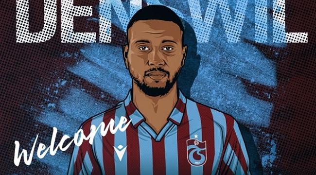 Trabzonspor'a yeni stoper!