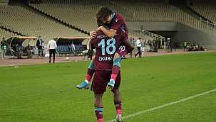 Trabzonspor'da ayrılık vakti! Ekuban için KAP...