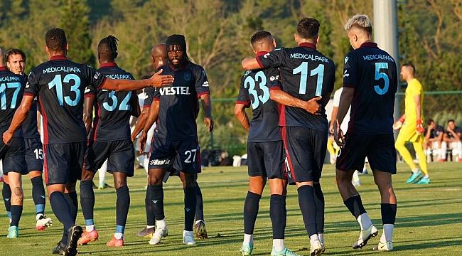 Trabzonspor - Molde muhtemel 11'ler