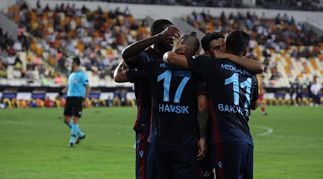 Trabzonspor - Sivasspor muhtemel 11'ler