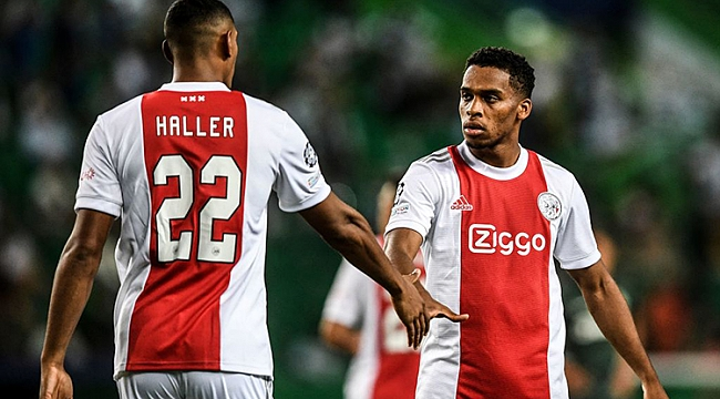 Ajax, Sporting'i darmadağın etti!