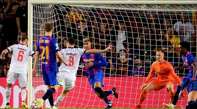 Bayern Münih, Camp Nou'da yine acımadı