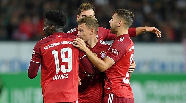 Bayern Münih hata yapmadı! 3 puan, 4 gol ve zirve...