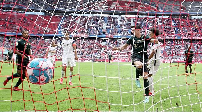 Bayern Münih'ten yine aynı senaryo