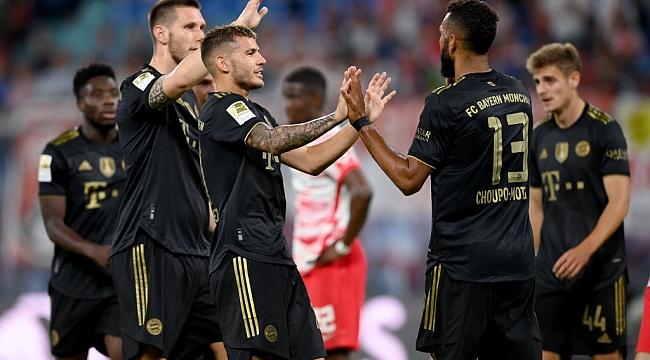 Bayern Münih yine acımadı