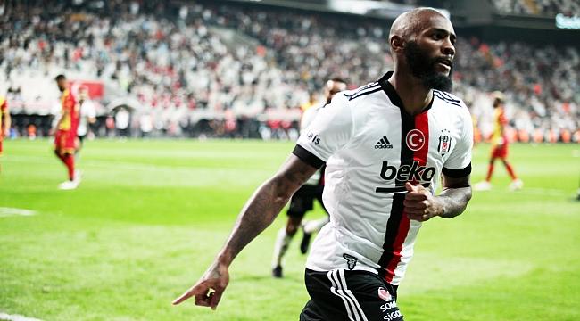 Beşiktaş adeta duvar oldu!
