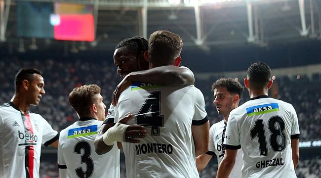 Beşiktaş, maç sonu açıkladı; ''Ayarımızı bozamazlar''