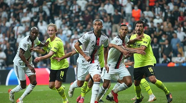 Beşiktaş, son 8 yılın Türk takımları rekorunu kırdı