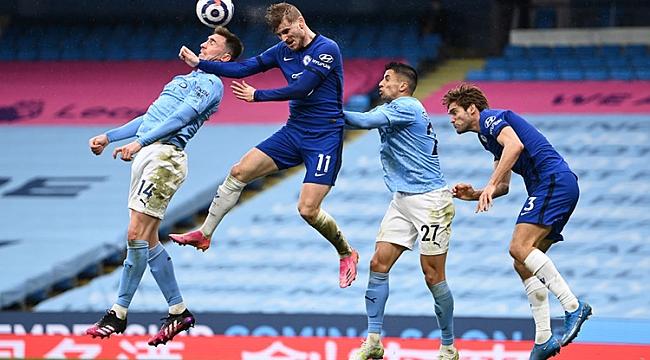 Chelsea - Manchester City muhtemel 11'ler
