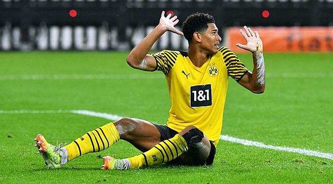 Dortmund, Gladbach'ta yıkıldı!