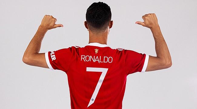 Cavani'den Ronaldo'ya 'forma' jesti! 7 numara...
