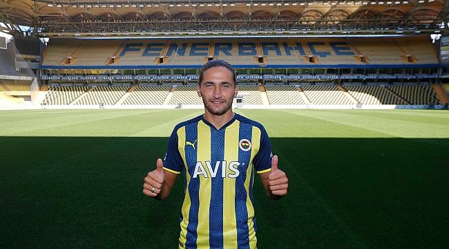 Fenerbahçe'ye yeni orta saha!