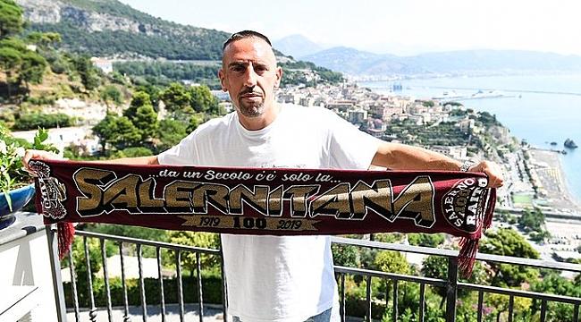 Franck Ribery'nin yeni takımı belli oldu!