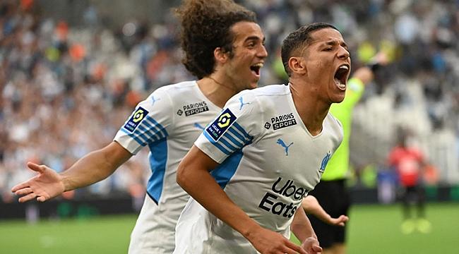 G.Saray'ın rakibi Marsilya 2 golle güldü