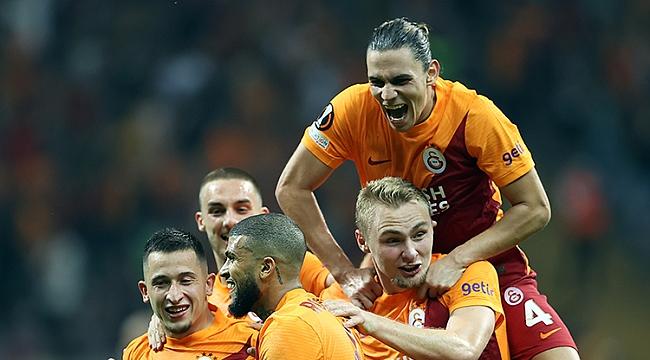 Galatasaray'dan 3 puanlı başlangıç