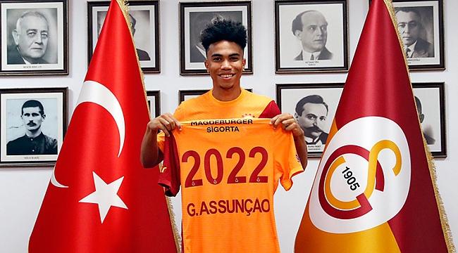 Gustavo Assunçao imzayı attı
