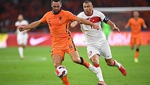 Hollanda maçında dikkat çeken 'Kral' istatistik