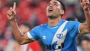 İspanya'da kurtarıcı Radamel Falcao! 2'de 2...