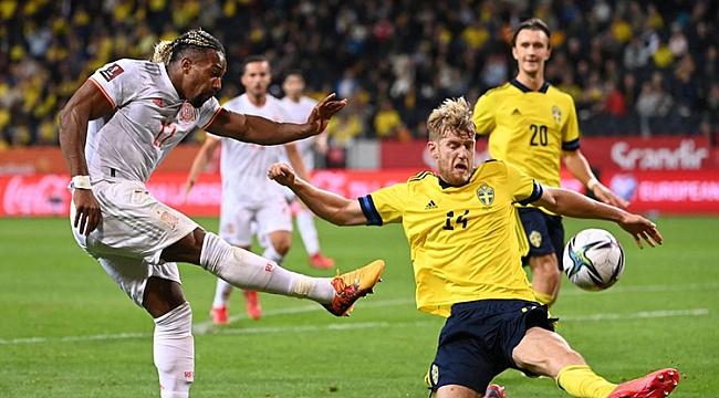 İspanya'ya 2 gollü şok! Zirveyi bıraktı