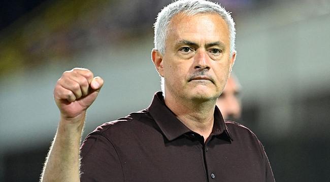 Jose Mourinho'nun 1000 maçı