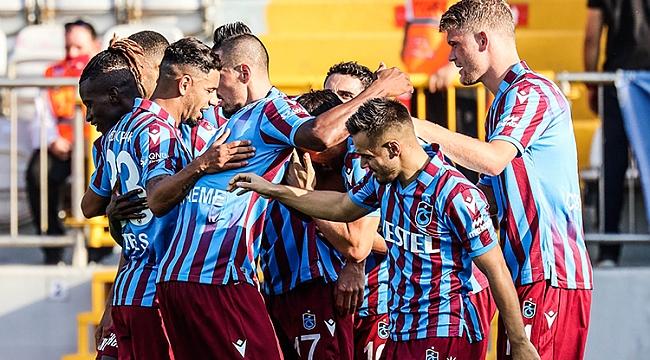 Konyaspor - Trabzonspor muhtemel 11'ler