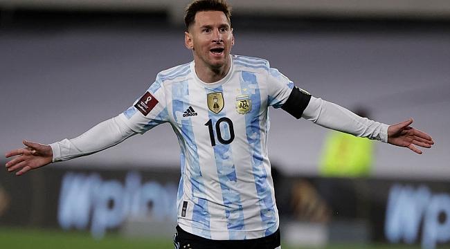 Lionel Messi yine tarih yazdı!