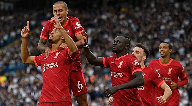 Liverpool 3 golle güldü, zirveye ortak oldu!