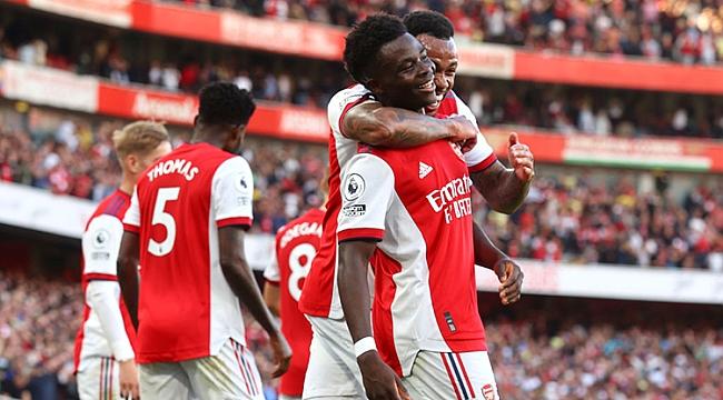 Londra derbisi Arsenal'in!