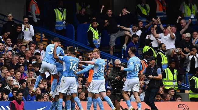 Manchester City rövanşı aldı!