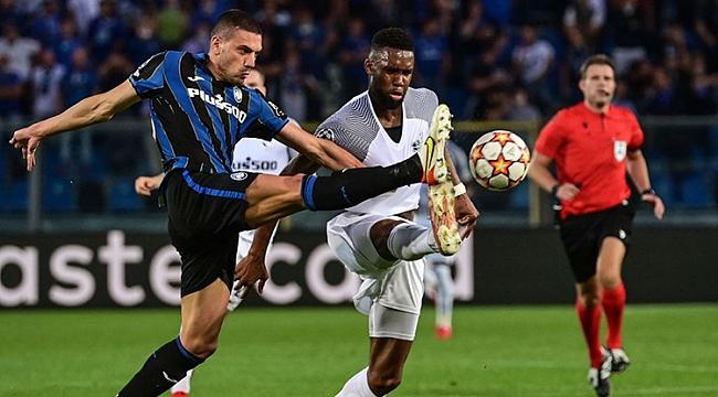 Merih'li Atalanta tek golle güldü