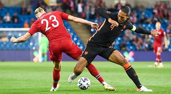 Norveç ile Hollanda yenişemedi