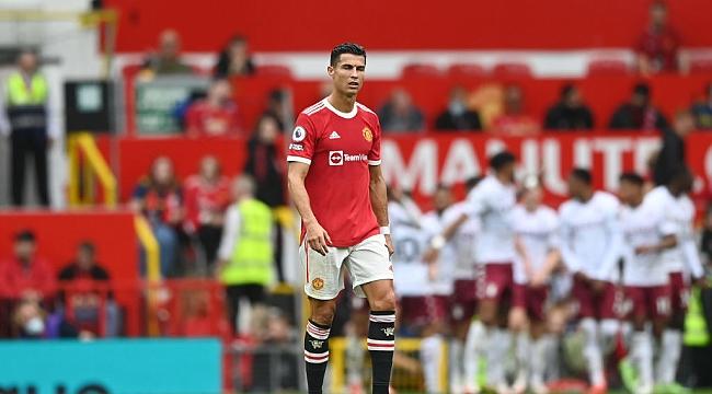 Old Trafford'da büyük şok! Penaltı kaçınca...
