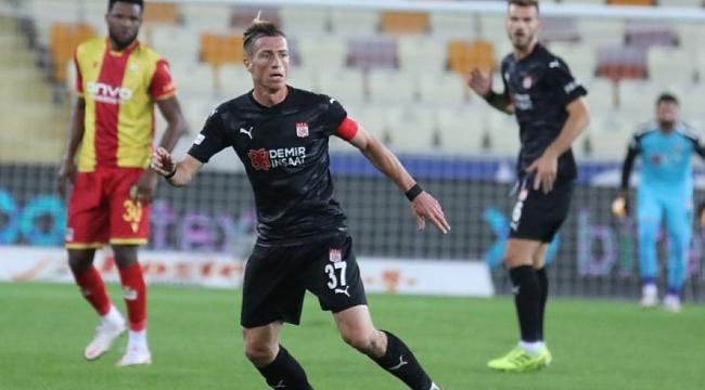 Sivasspor, Süper Lig'de siftah yaptı