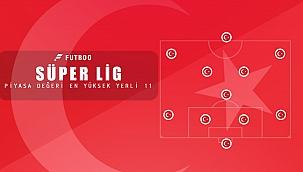 Süper Lig'in piyasa değeri en yüksek yerli 11'i